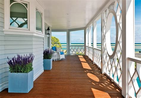 beach style 10 amazing porches with a stunning ocean view