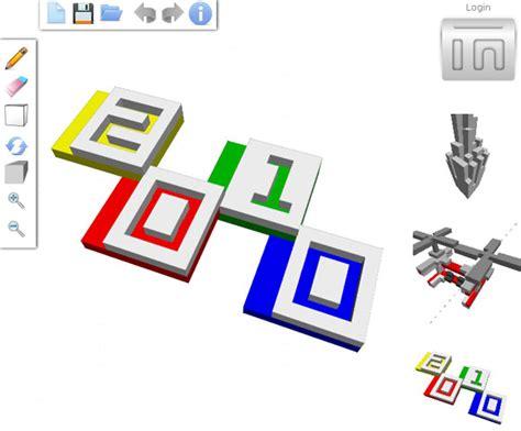 draw 3d online 3dtin crear modelos 3d online desarrollo actual