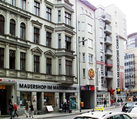 haus checkpoint checkpoint museum