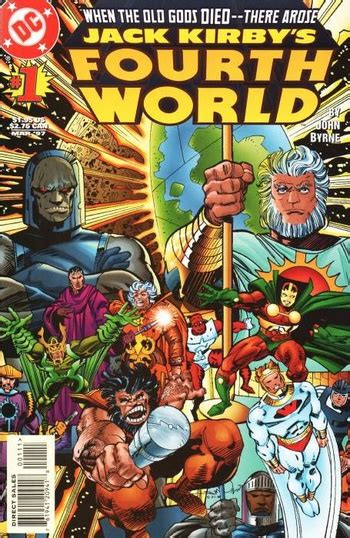 fourth world by jack fourth world jack kirby collectors weekly