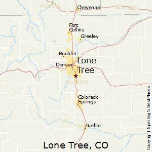 best places to live in lone tree colorado