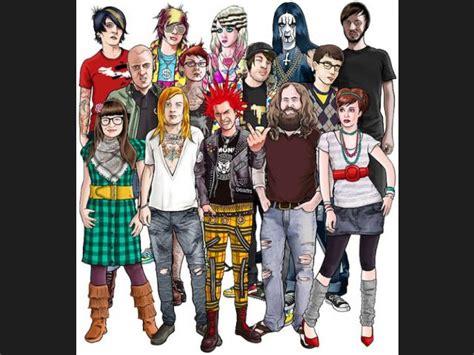 imagenes de tribus urbanas gamers ranking de tribus urbanas listas en 20minutos es