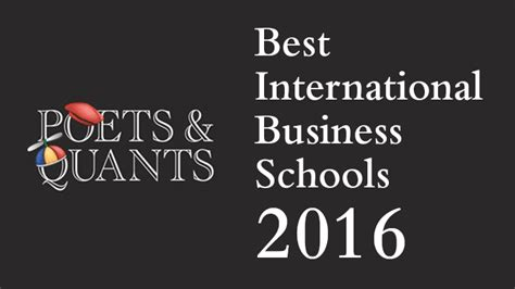 Top International Mba Programs by Hult Reviewed As One Of Poets Quants Best International