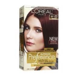 loreal black hair color loreal preference mahogany brown results brown
