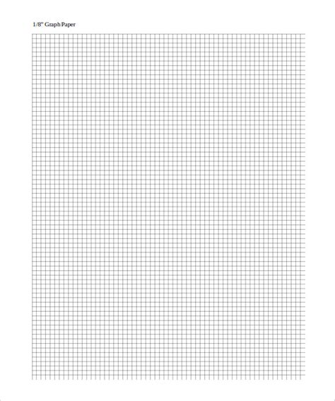 Graph Paper In Word - large graph paper template 10 free pdf documents
