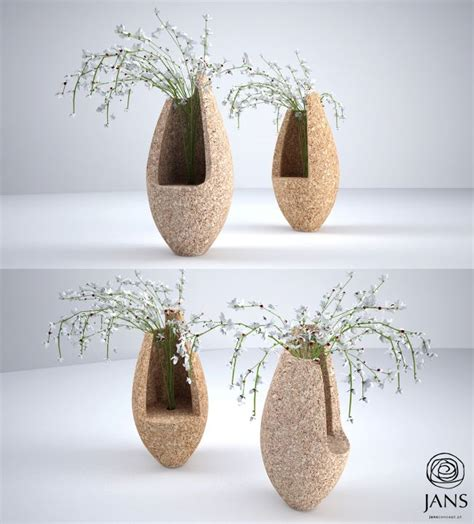 jans cork collection designer vases for your small