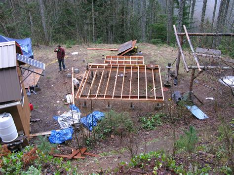 Cabin Foundation Piers by Cabin Foundation Pier Spacing Small Cabin Foundation Plans