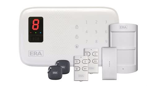 era vault smart home alarm system uk era