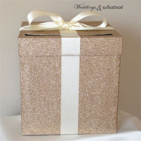 how to make a wedding card box how to make a wedding card box with wrapping paper