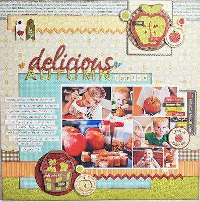 Digital Fruit Tree Maze Perlengkapan Bayi 1 149 best scrapbook layouts fall scarecrows apple picking images on