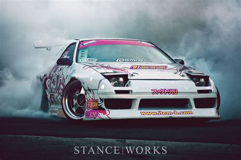 hoonigan rx7 wallpaper wednesday evan brown s item b hoonigan rx7