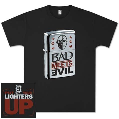 Tshirt Bad Meets Evil 1511 34 amazing bad meets evil shirts clothing posters merch