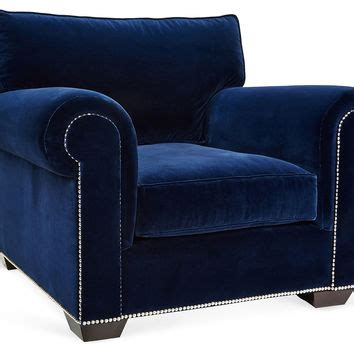 Navy Blue Chair by 10 Types Of Accent Chairs For The Living Room
