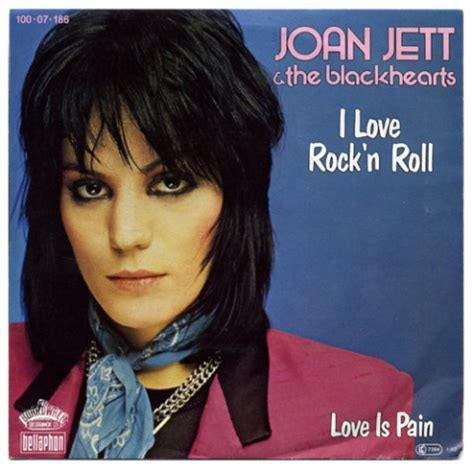 testo i rock and roll joan jett the blackhearts i rock n roll 1981