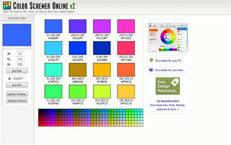 complementary color generator best color tools and articles for designers 187 css author