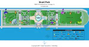 Grant Park Chicago Map by Grouplove Chicago Tickets 2015 Grouplove Tickets Chicago