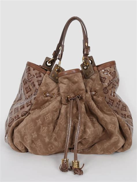 Ultra Exclusive Bags From Louis Vuitton by Louis Vuitton Irene Limited Edition Suede Bag Coco