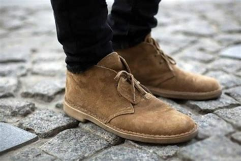 footwear that will look great with everything desert boot