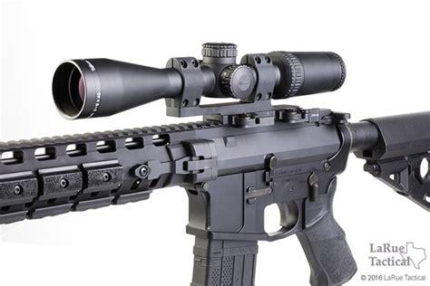 larue tactical acog mount qd lt100 larue tactical trijicon 4x32 ta02 acog led scope battery illuminated