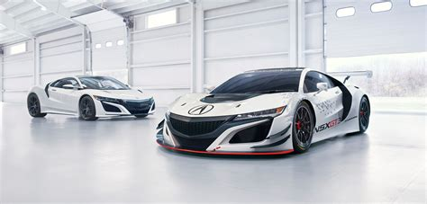 nissan acura 2018 honda nsx gt3 is one expensive way to go customer