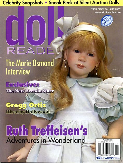 the doll reader ruth treffeisen doll studio carla carla s and