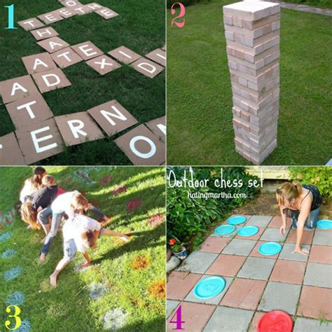 backyard kid games diy outdoor games jpg 620 215 620 pixels for the kids pinterest