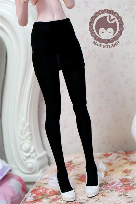 Ot002 Black for 1 3 1 4 bjd dolls bjd accessories