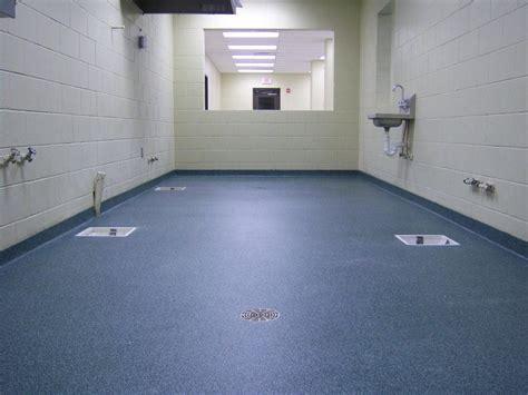 decontamination area flooring purification area floors