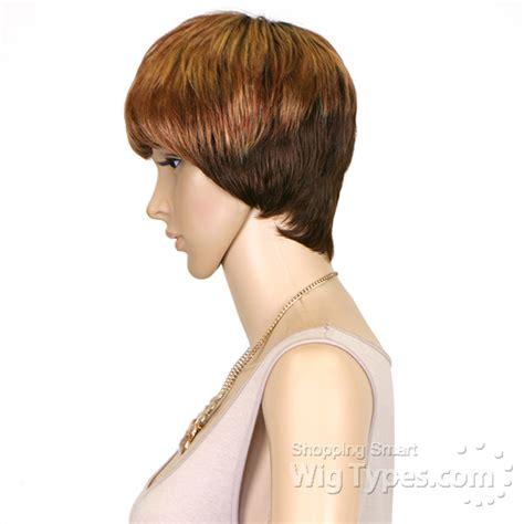 saga remy 27 pieces milky way saga 100 remy human hair wig cranberry