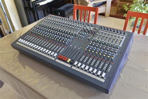 Mixer Lx7ii soundcraft lx7ii 24 image 453208 audiofanzine
