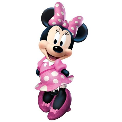 minnie mouse bow tique 40 quot wall decal boutique