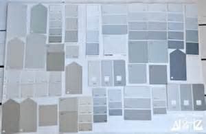 shades of gray colors blue gray color names