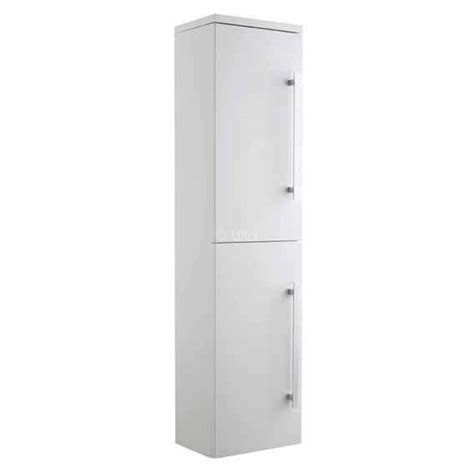 tall white bathroom cabinet 400mm vanity units white gloss 350mm wall mounted tall