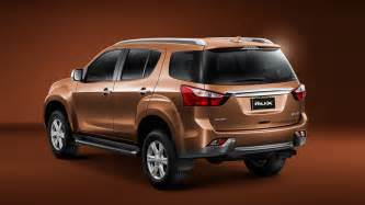 Isuzu Mu X Isuzu Mu X Isuzu Astra Motor Indonesia The Knownledge