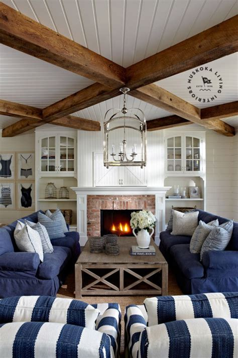 nautical living room obtaining your personal decorating style american coastal