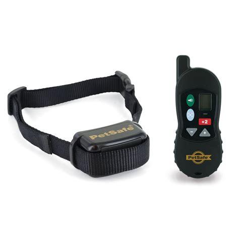 vibrating collar petsafe vibration collar with remote petco