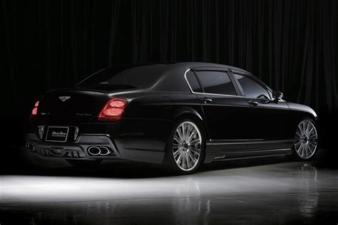 custom bentley flying spur wald releases new luxury kit for the bentley continental