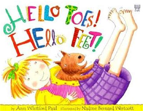 wiggly toes books hello toes hello by whitford paul reviews