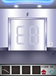 100 Floors 2 Escape Floor 36 by 100 Floors Level 35 Walkthrough