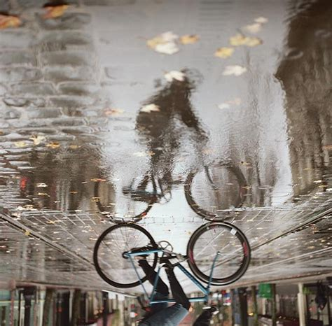 bicycle rain ride your bike in the rain flickr photo sharing