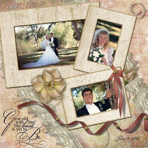 wedding scrapbook layout titles wedding scrapbooking layouts modern wedding scrapbook