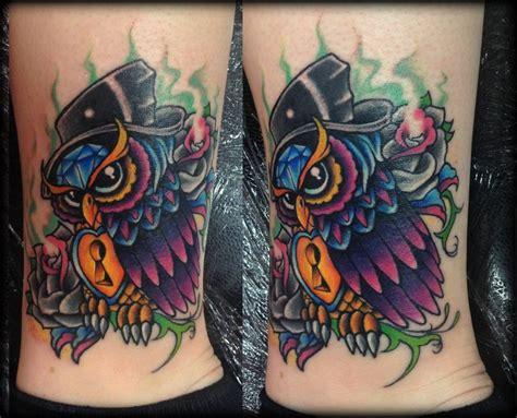 new school owl tattoo designs new school owl by calebslabzzzgraham on deviantart