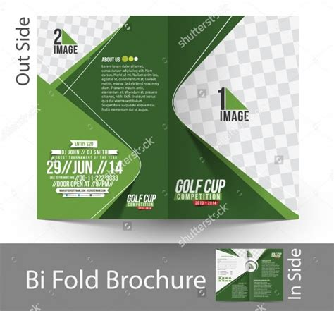 25 Golf Tournament Brochures Psd Vector Eps Jpg Download Freecreatives Golf Design Template