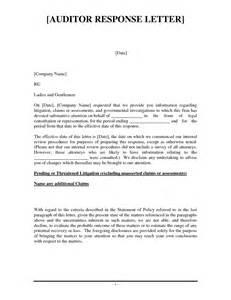 best photos of sample audit response letter audit