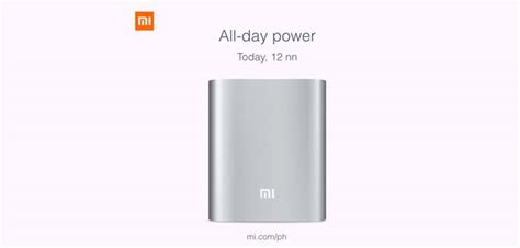 Power Bank Mi Lazada check out the mi power bank at lazada today dr on the go