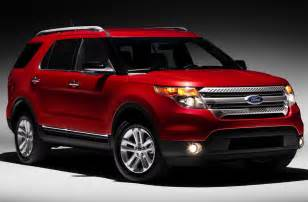 Ford Explor 2011 Ford Explorer Unveiled