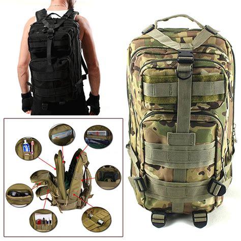 Tas Ransel Tentara Army Camouflage Travel Hiking Bag 24l T0210 1 army bags reviews shopping army bags reviews on