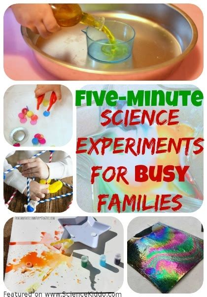 fun science project for young kids simple and fast science experiments the science kiddo