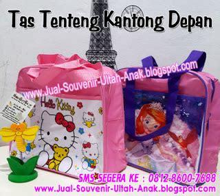 Tas Ulang Tahun Anak Model Kantong Tenteng jual souvenir bingkisan hadiah kado ulang tahun anak dengan harga grosir di jamin murah
