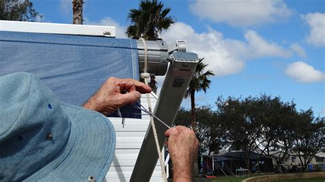 the awning guy how to best preserve your caravan awning without a hitch